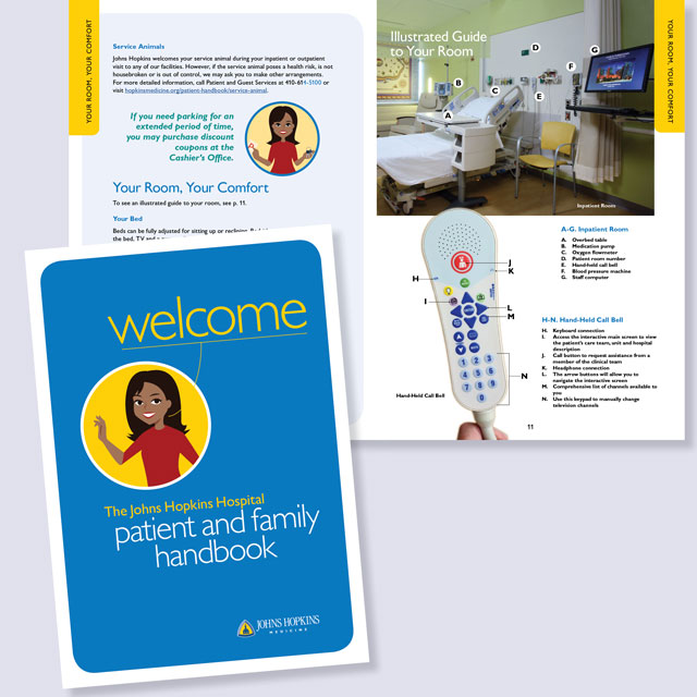 New Patient Information Manual Guide