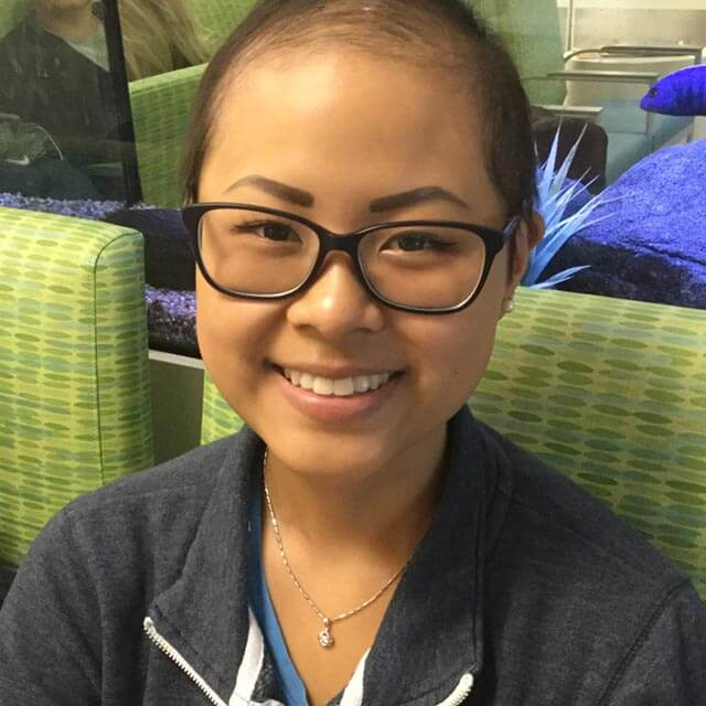 A photo shows Connie Wong.