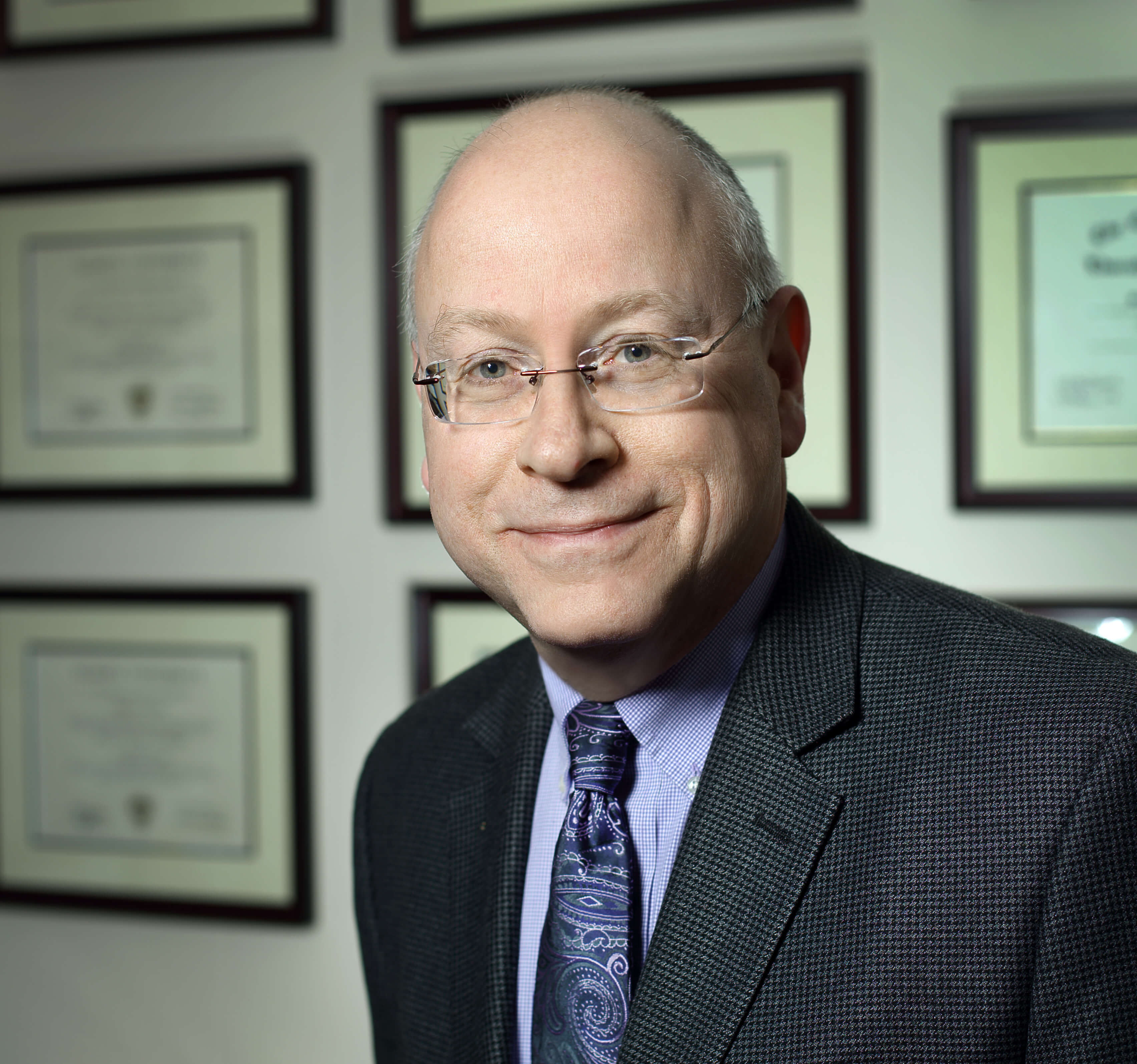 William Scharfman, medical oncologist