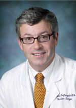 Thomas Reifsnyder, Vascular Surgeon, talks about peripheral arterial disease and leg amputations.