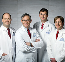 doctors at the johns hopkins voice center