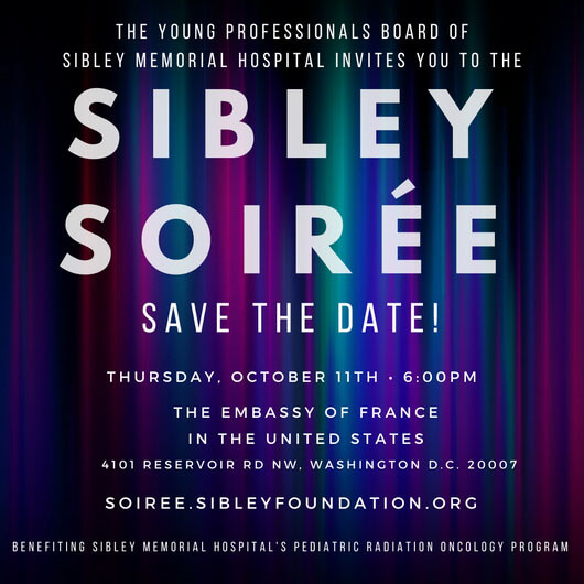 Sibley Soiree save the date