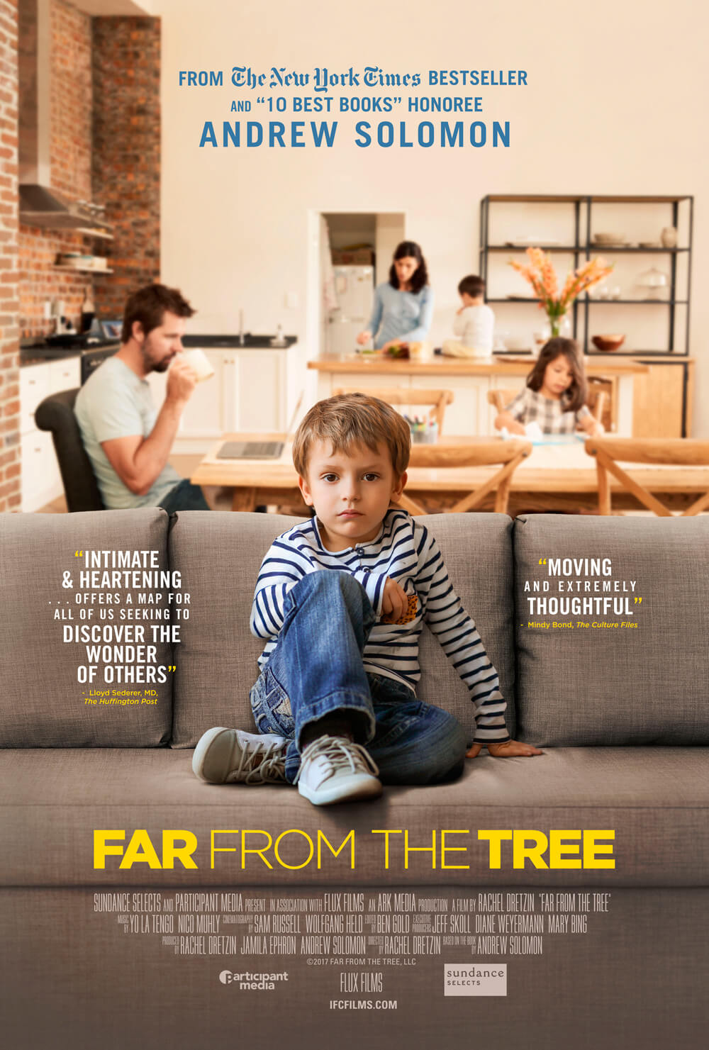 Far From the Tree film poster