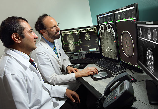 neuroradiologist