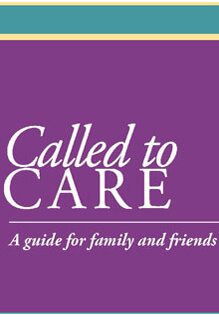 Called to Care program booklet cropped