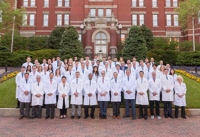 2018 Neurosurgery Faculty photo