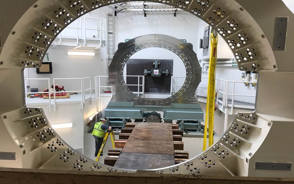 Proton Therapy Construction
