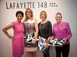 Key To The Cure Supports Women's Cancer Programs