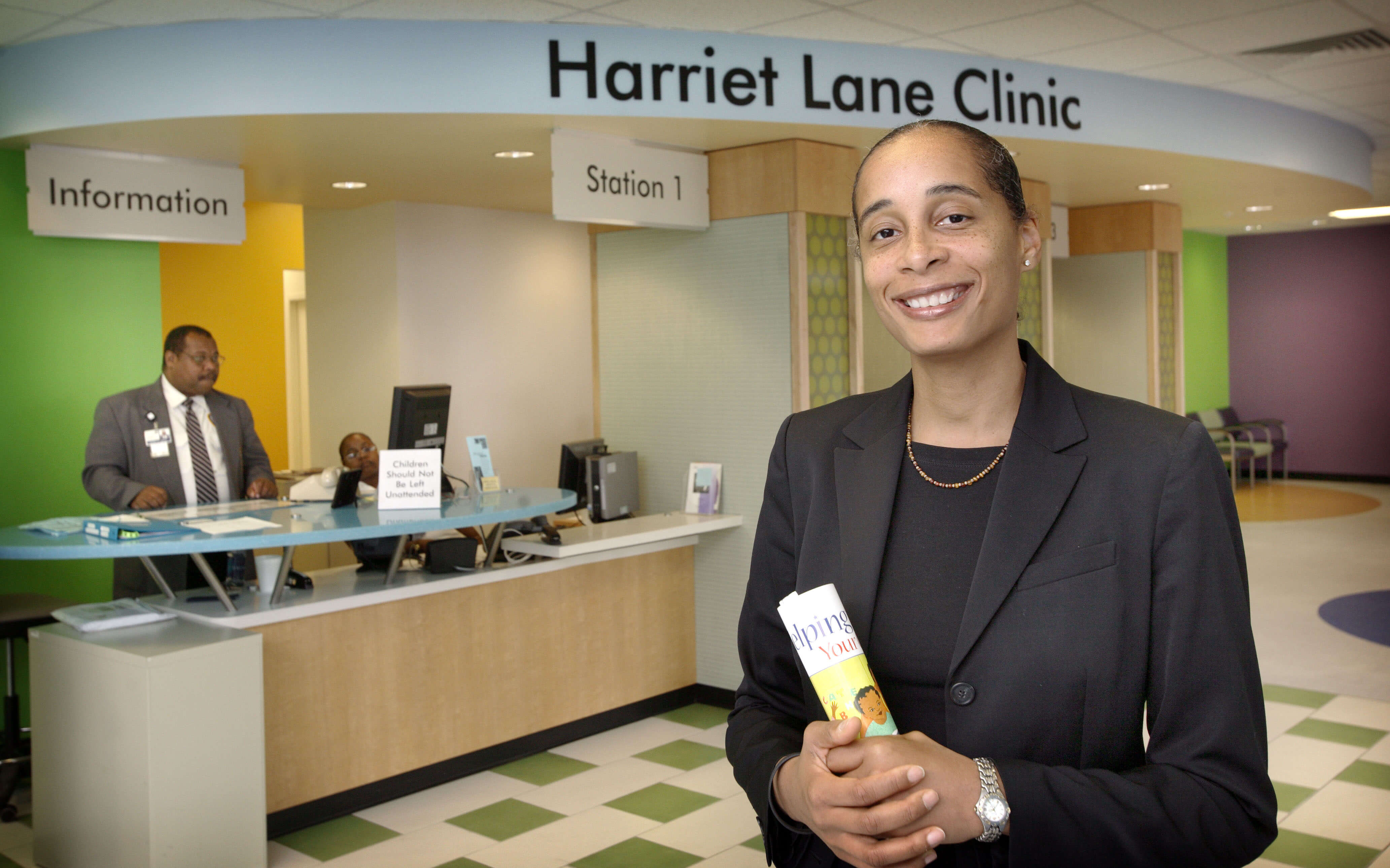 The Harriet Lane Clinic