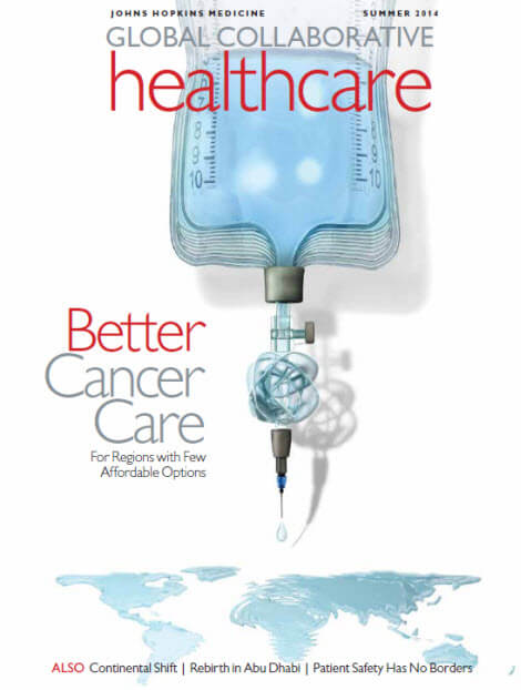 global collaborative healthcare cover summer 2014