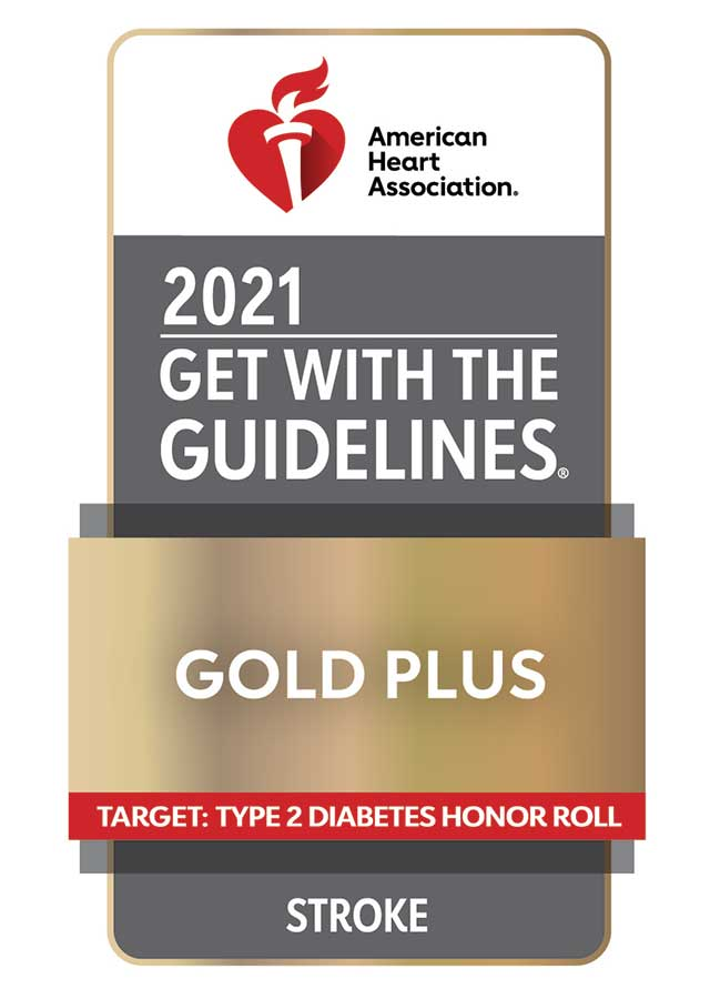 American Heart Association Get With the Guidelines logo