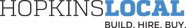 HopkinsLocal logo