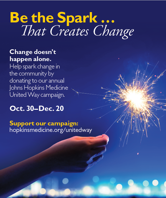 Be the Spark That Creates Change