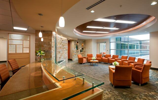 Sibley Memorial Hospital Waiting Room Area