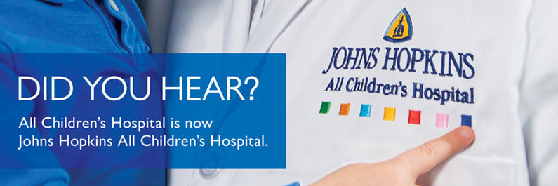 all children�s hospital announces name change and