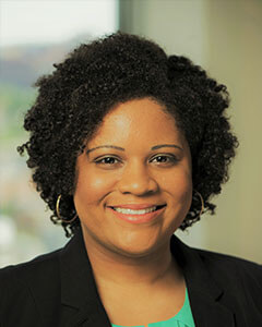 Photo of Jamia Saunders, M.D., M.S.