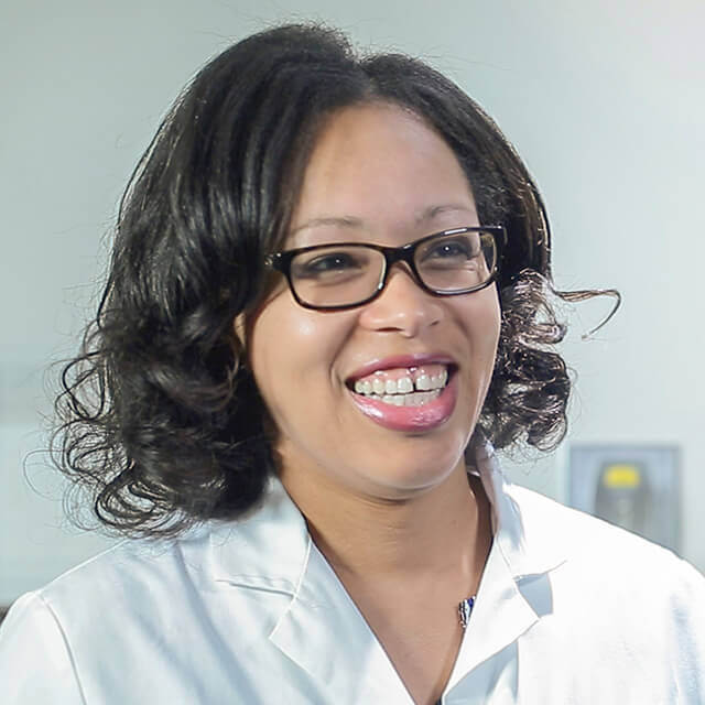 Dominique Foulkes, M.D.