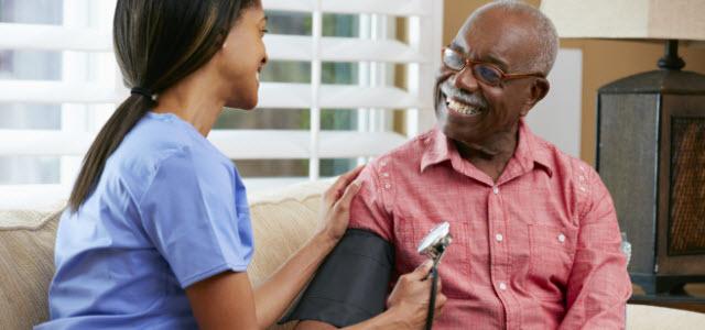 Elderly Group Home Care Provider