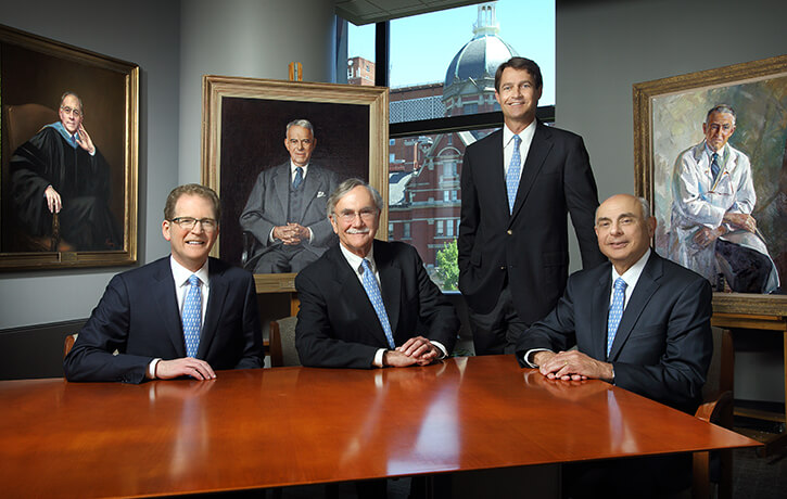 current and former directors of the johns hopkins department of otolaryngology-head and neck surgery