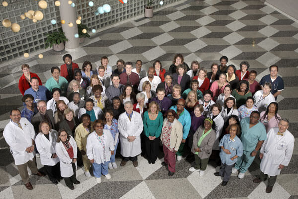 Specialty Hospital Programs faculty and staff