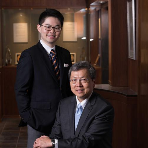 T.Y. Alvin Liu, and Samuel Yiu of the Wilmer Artificial Intelligence Research Network.