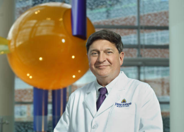 Alan Cohen, Director of the Division of Pediatric Neurosurgery