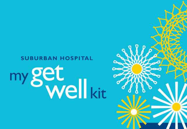get well kit cover close-up