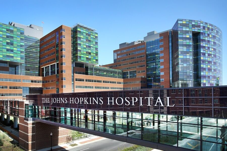 John Hopkins Morgenpost