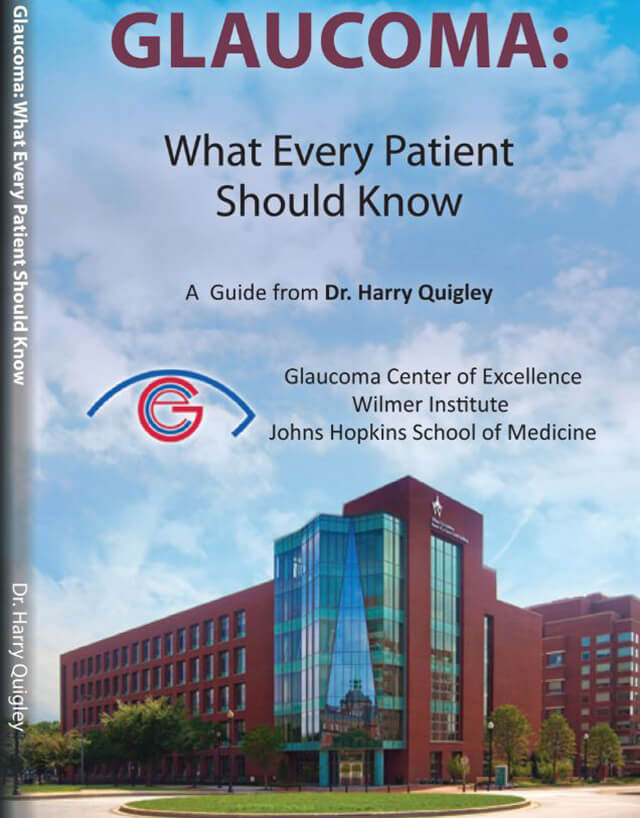 Glaucoma: What Every Patient Should Know book cover