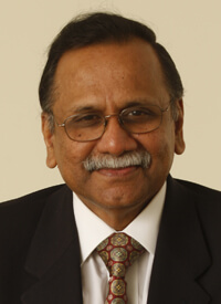 Mohan Chellappa, Johns Hopkins Medicine International staff member