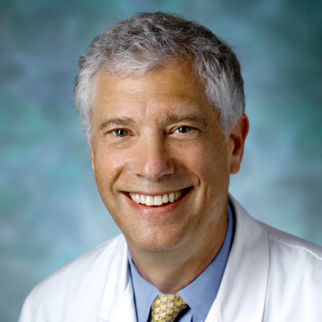 Dr. Allan Belzbert, neurosurgeon