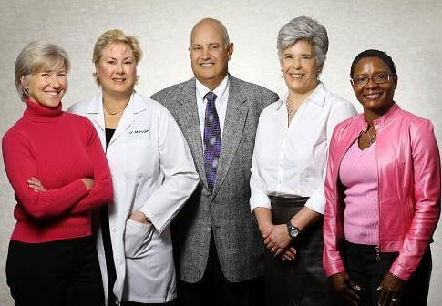 Our gynecology specialists