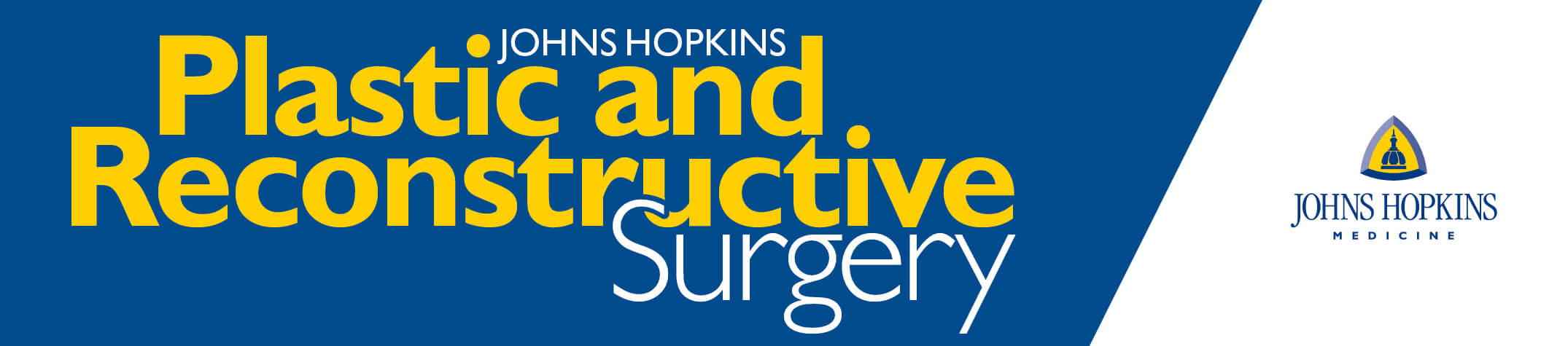 johns hopkins plastic and reconstructive surgery logo