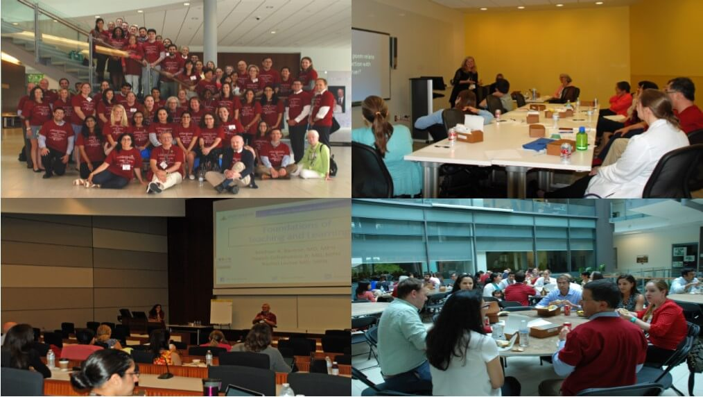 Teaching Camp Collage