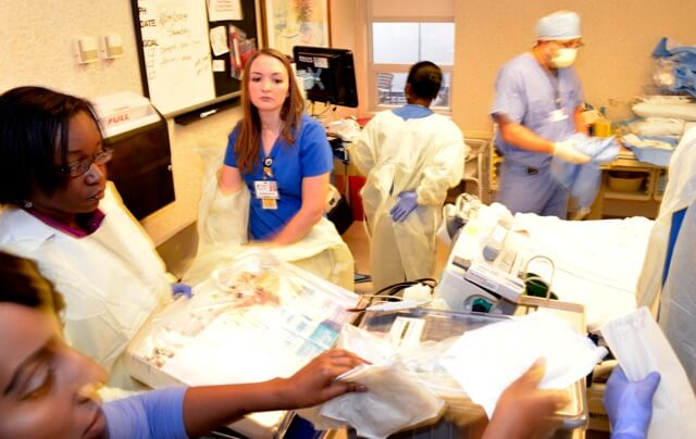 About the Intensive Care Unit | Sibley Memorial Hospital in
