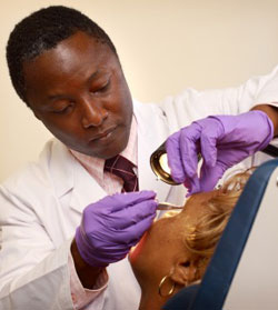 Facial reconstructive surgeon Kofi Boahene