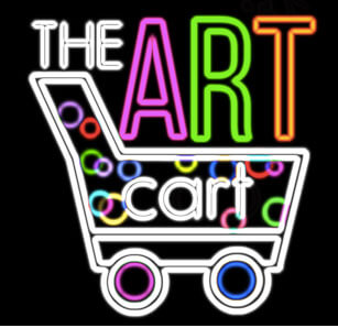 The Art Cart logo