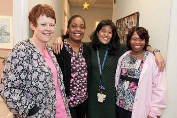 Cervical Cancer Nurses and Connie