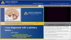 pituitary tumor webinar video