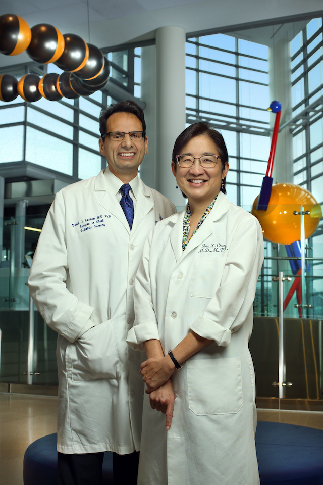 Drs. Hackam and Cheng
