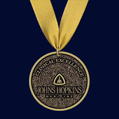 image of the award medal