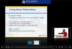 Living Donor Patient Story