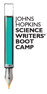 Science Writers' logo