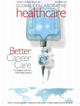 Global Collaborative Healthcare cover