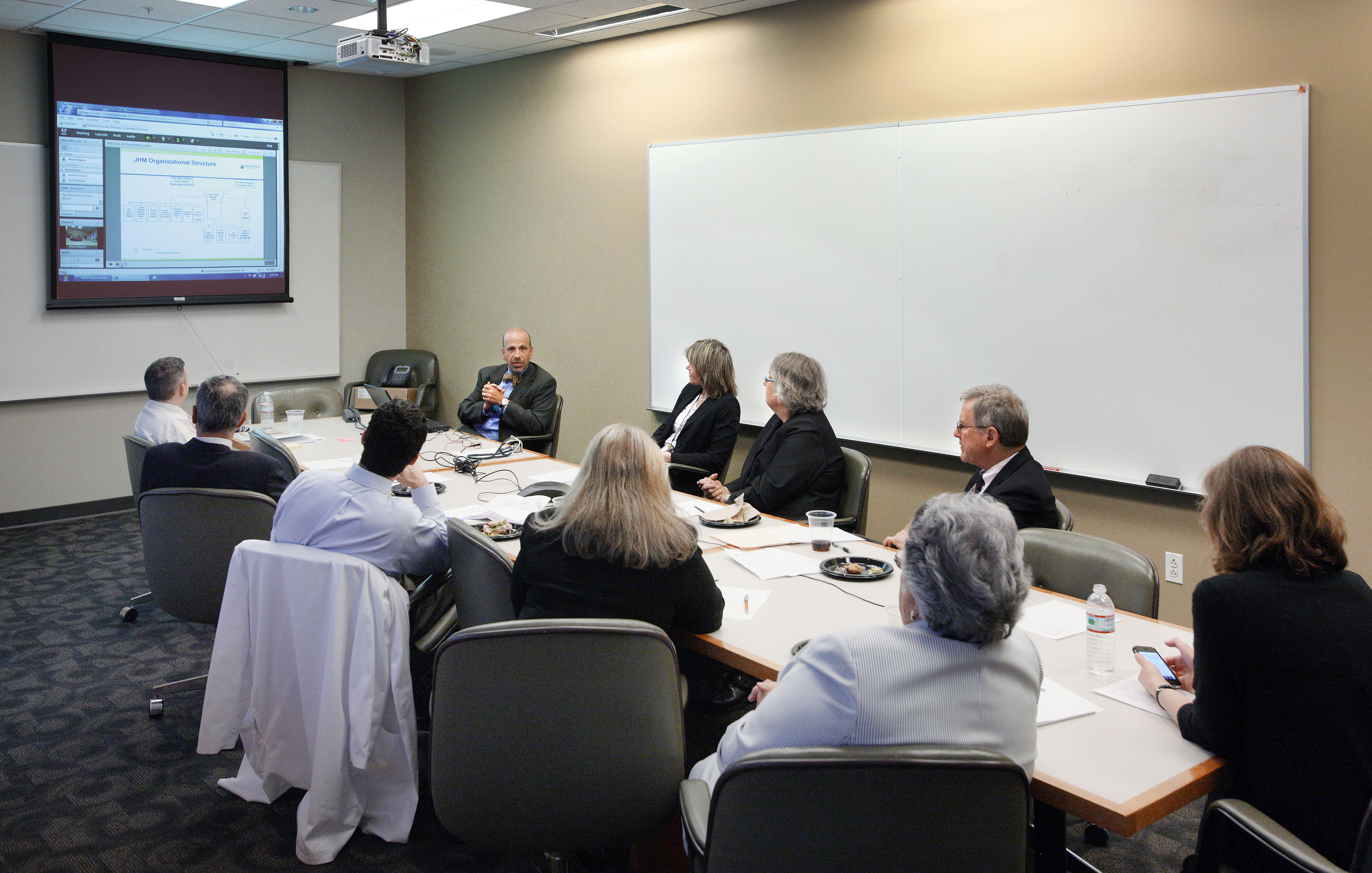 Part-time Faculty Advisory Committee Meeting