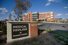 Medical Pavilion at Howard County