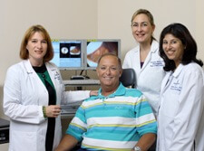 Johns Hopkins Head & Neck Cancer Center Specialists