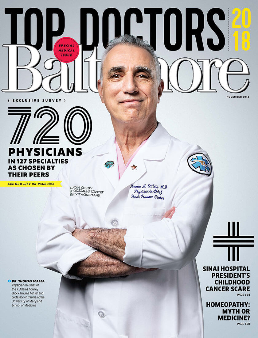 Top Doctors of 2018 | Johns Hopkins Medicine