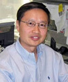 Lenzhao Cheng, Ph.D., member of the Johns Hopkins Institute for Cell Engineering.