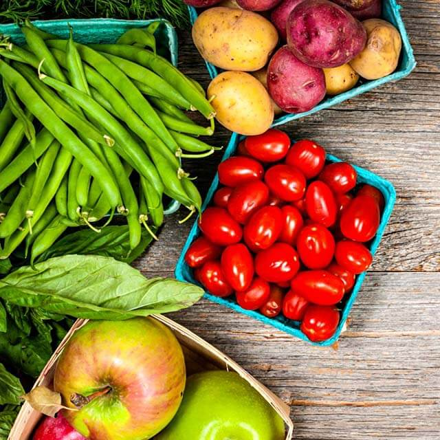 Fruits and vegetables to promote prostate health
